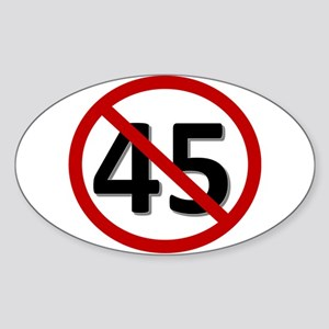 No Trump! Sticker