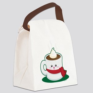 Hot Chocolate! Canvas Lunch Bag