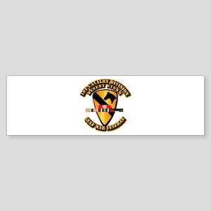 Army - DS - 1st Cav Div Sticker (Bumper)