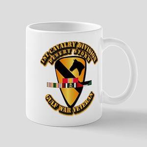 Army - DS - 1st Cav Div Mug