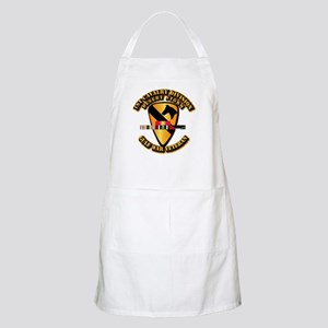 Army - DS - 1st Cav Div Apron