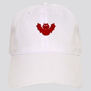 Red Bat Cap
