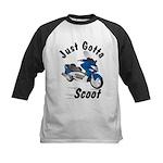 Just Gotta Scoot Xciting Kids Baseball Jersey