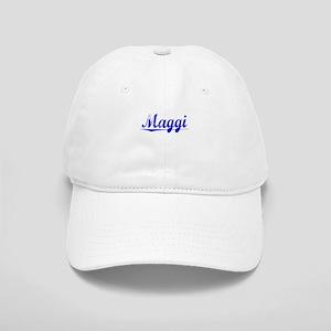 Maggi, Blue, Aged Cap