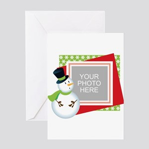 Personalized Christmas Greeting Card