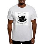 Party Like It's Rumspringa Ash Grey T-Shirt