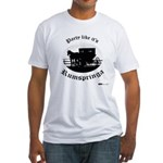 Party Like It's Rumspringa Fitted T-Shirt
