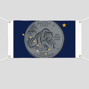 Alaska Quarter 2008 Banner