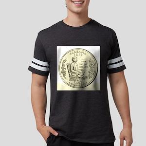 Alabama Quarter 2003 Basic Mens Football Shirt