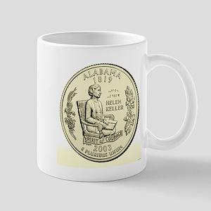 Alabama Quarter 2003 Basic 11 oz Ceramic Mug