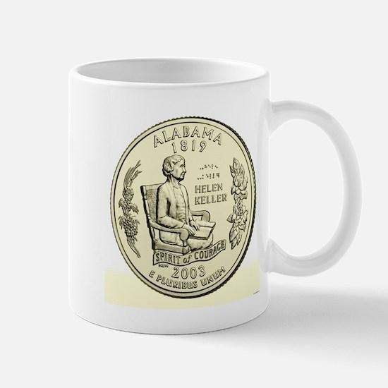 Alabama Quarter 2003 Basic Mug