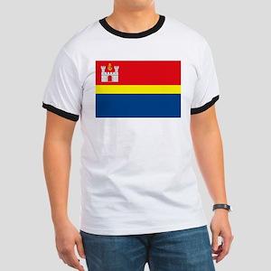 Kaliningrad Flag Ringer T