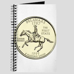 Delaware Quarter 1999 Basic Journal