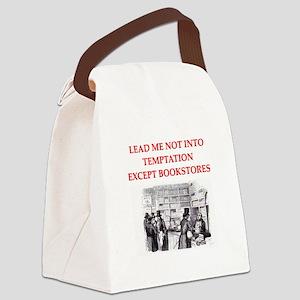 temptation Canvas Lunch Bag