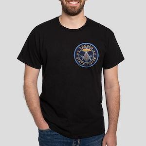 Oregon State Police Mason Black T-Shirt