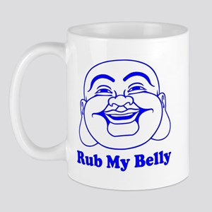 Funny Buddha Mug
