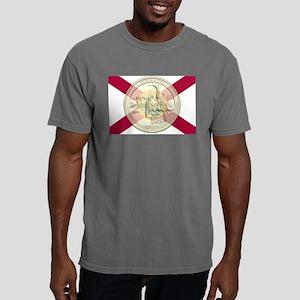 Florida Quarter 2014 Mens Comfort Colors Shirt