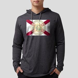 Florida Quarter 2014 Mens Hooded Shirt