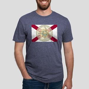Florida Quarter 2014 Mens Tri-blend T-Shirt