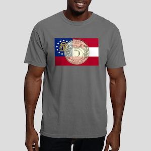 Georgia Quarter 1999 Mens Comfort Colors Shirt
