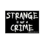 Strange Rectangle Magnet (100 pack)