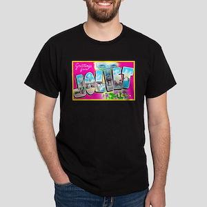Joliet Illinois Greetings Dark T-Shirt