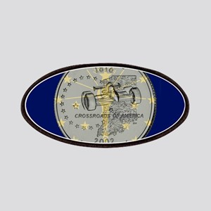 Indiana Quarter 2002 Patch