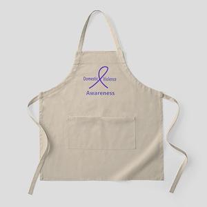 Domestic Violence Awareness Apron