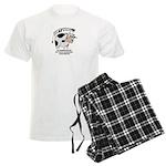Skepticow Men's Light Pajamas