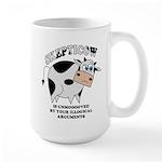 Skepticow Large Mug