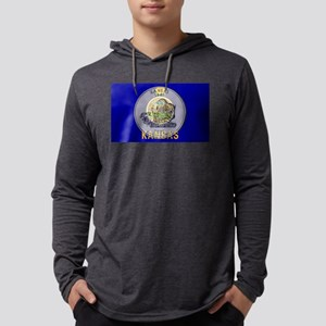 Kansas Quarter 2005 Mens Hooded Shirt