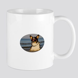 Boy Watching Mug