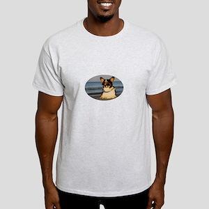 Boy Watching Light T-Shirt