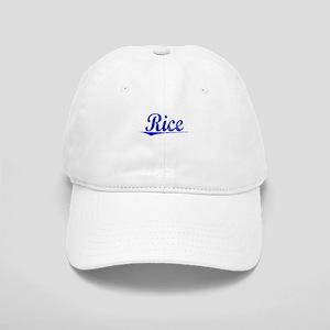 Rice, Blue, Aged Cap
