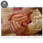 The Hand of an Old Friend Puzzle