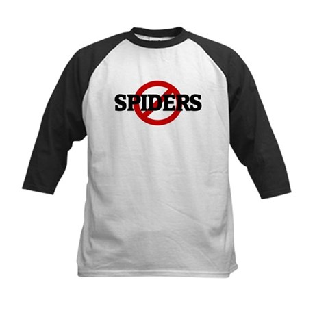 Anti SPIDERS Kids Baseball Jersey