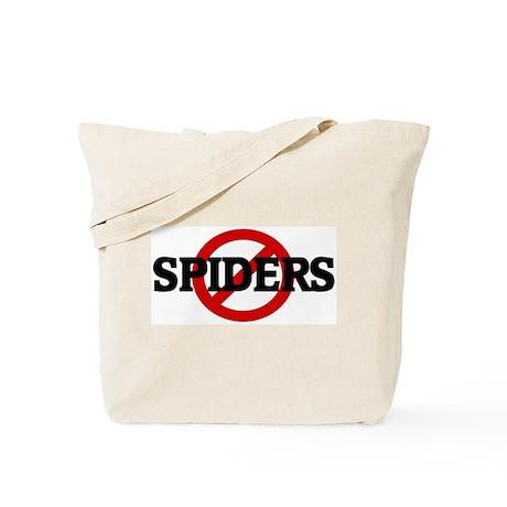 Anti SPIDERS Tote Bag