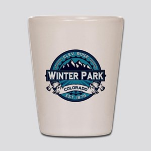 Winter Park Ice Shot Glass