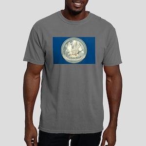 Louisiana Quarter 2015 Mens Comfort Colors Shirt