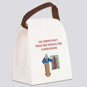 NO15.png Canvas Lunch Bag