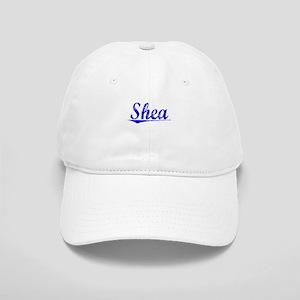 Shea, Blue, Aged Cap