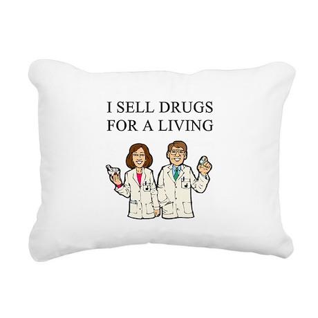funny pharmacist joke gifts t-shirts Rectangular C