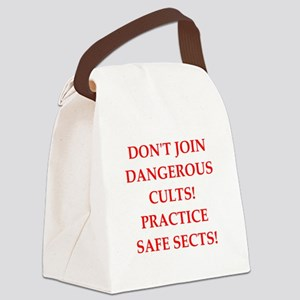 SECTS Canvas Lunch Bag