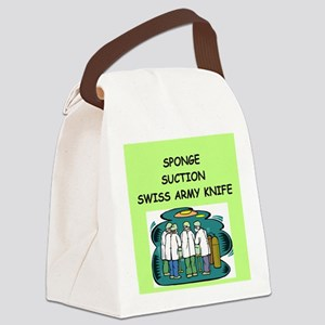 DOCTOR5 Canvas Lunch Bag