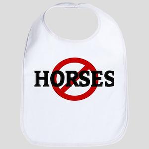 Anti HORSES Bib