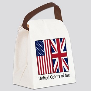 usukme Canvas Lunch Bag