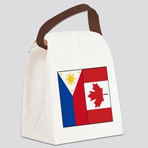 pica_CPDark Canvas Lunch Bag