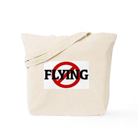 Anti FLYING Tote Bag
