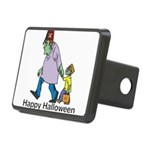The Kindly Shriner Rectangular Hitch Cover
