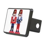 Shrine Nutcrackers Rectangular Hitch Cover